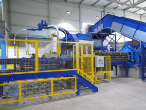 2018 September Rotowrap 30 at waste sorting plant FCC in Poland 1