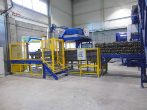 2018 September Rotowrap 30 at waste sorting plant FCC in Poland 2